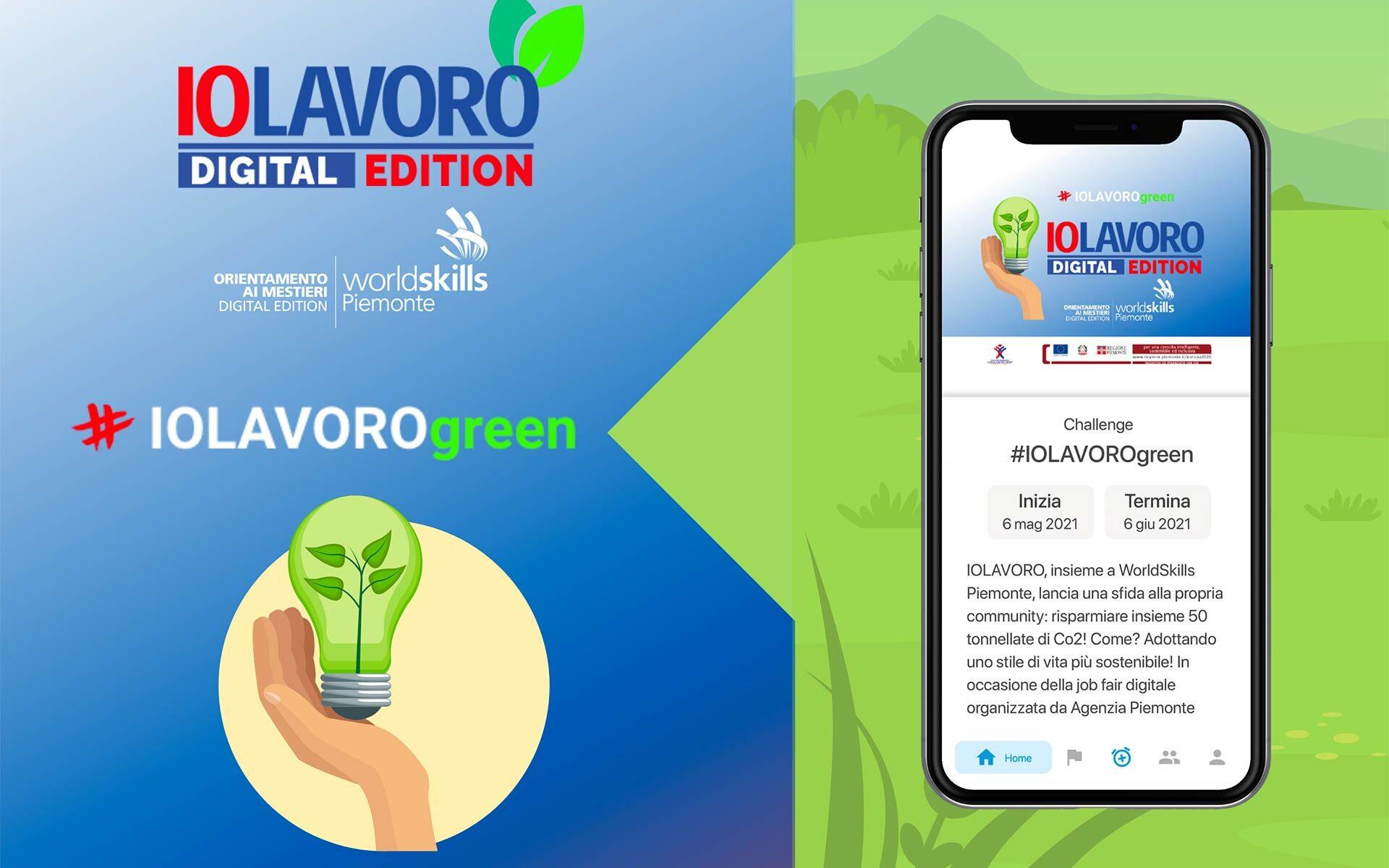 IOLAVORO#green